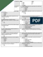 Formato de Encuesta (Evaluacion de Proyectos)