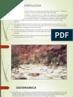 Gemorfologia y Geodinamica