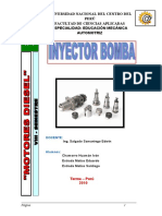 Sistema de Inyeccion EUP