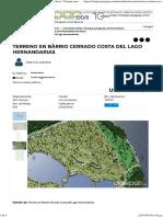Terreno en Barrio Cerrado Costa Del Lago