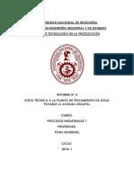 informe 3 procesos