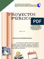 Proyectos de Inversion Pu00fablica