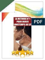 Durer Longtemps Au Lit Livre PDF. Télécharger Thomas Da Costa Programme