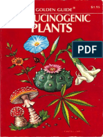 Hallucinogenic Plants / A Golden Guide