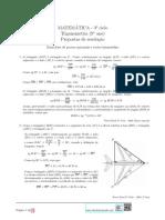 Resol QE Trigonometria Resol