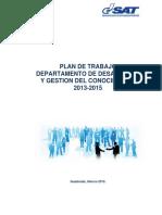 -1 Plan de Capacitación 2013-2015