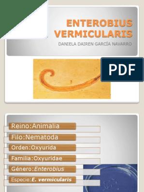 Enterobiasis facmed. Enterobiasis effects