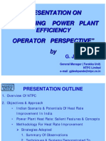 Ntpc Plant Performance