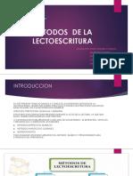 Metodos de La Lectoescritura Final Disertacion