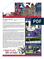 Courier July August 2018