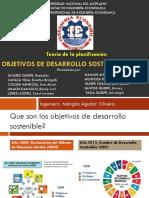 Planificacion ODS 2030