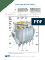 B&W Electrostatic Precipitators