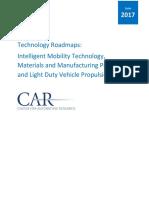 4 Technology Roadmaps