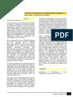 Lectura - Mejores Alternativas Si Fracasa La Negociación (Maans)