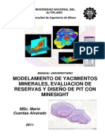 151512401 Manual Modelamiento MineSight
