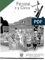 Desarrollo Personal, Ciudadanía y Cívica NIVEL 2