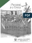 Desarrollo Personal, Ciudadanía y Cívica NIVEL 3