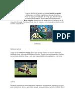 Posiciones en Futbol