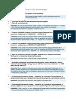 Requisitos Para La Otorgación de Licencias de Funcionamiento Cochabamba