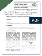 Informe5 Q.coloides.- Centrifugación de Sistemas Coloidales Extrínsecos (1) (1)