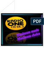 radio one mj ppt yamini