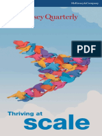 2015 Q2 - McKinsey Quarterly - Thriving at Scale