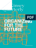 2016 Q1 - McKinsey Quarterly - Organizing for the Future