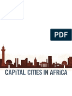 THERBORN, GöRan; BEKKER, Simon. Power and Powerlessness - Capital Cities in Africa