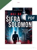 Kupdf.com Mai Jia Scaronifra Solomon