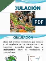 CIRCULACION