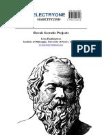 Slovak Socratic Projects 2014