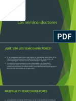 Los Semiconductores
