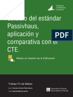 Estudio Del Estandar Passivhaus Aplicacion y Prieto Garcia Francisco Fermin
