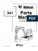Bobcat 337 Excavator Parts Catalogue Manual SN 515411001 and Above.pdf