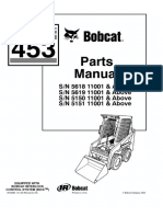 Bobcat 453 Skid Steer Loader Parts Catalogue Manual SN 515111001 and Above.pdf