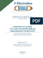 62871421 Electrolux LM 06 LM06A LF75 LQ75 LF80 Manual de Servicos (1)