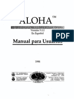 Aloha Manual