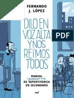 Dilo en Voz Alta y Nos Reimos t - Fernando J. Lopez