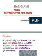 Ideas Cla Vez on as Metropolitan As