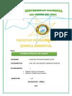 Facultad de Ingenieria Quimica Ambiental