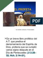 Profetas Joel y Amós