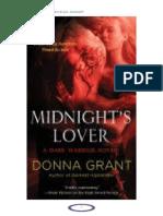 2- Amante de la media noche Donna Grant