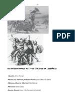 Tribos e Antigos Povos Da Lusitânia