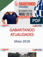 Gabaritando Atualidades Maio 2018