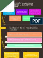Viejos y Nuevos Movimientos Sociales