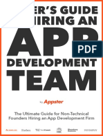 Buyer's Guide to Hiring an App Development Team (for Non-techies)
