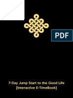 TimeBook 7 Day Jump Start to the Good Life