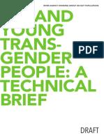Transgender  Prisioner system