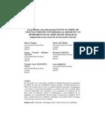 Dahmer 2-Egresados de Ciencias Contables y Su Actuación en El Mercado de Trabajo en Comparación Con Los Cursos de Servicio Social y Derecho.es