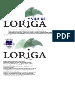 Extratos Da Obra de António Conde - História Concisa Da Vila de Loriga - Das Origens à Extinção Do Município - Nos Sites Da Google